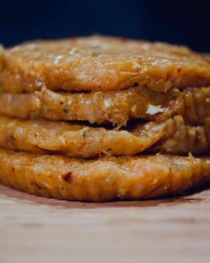FITFOODONLINE hambuerguesa de pollo andaluza