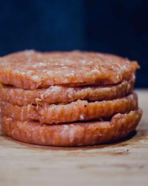 FITFOODONLINE hambuerguesa de pollo barbacoa