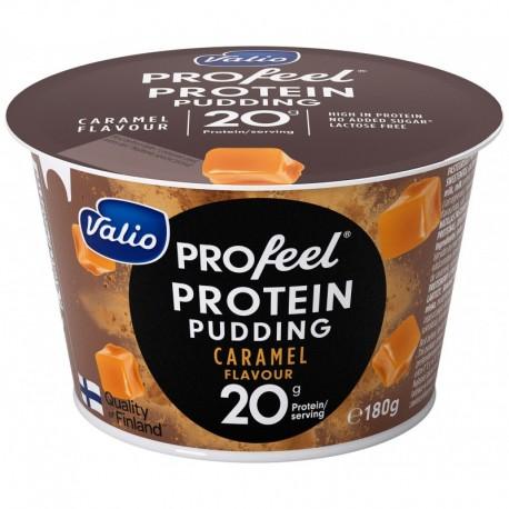 Natillas proteicas