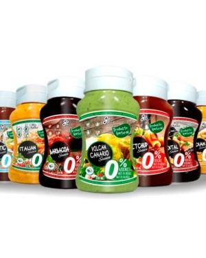 salsas sin azucar gofood