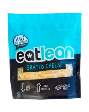queso proteico rallado