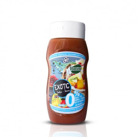 salsa exotic sin azucar gofood